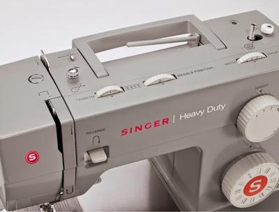 Máquina de coser Singer Heavy Duty 4411, 4423 Y 4432