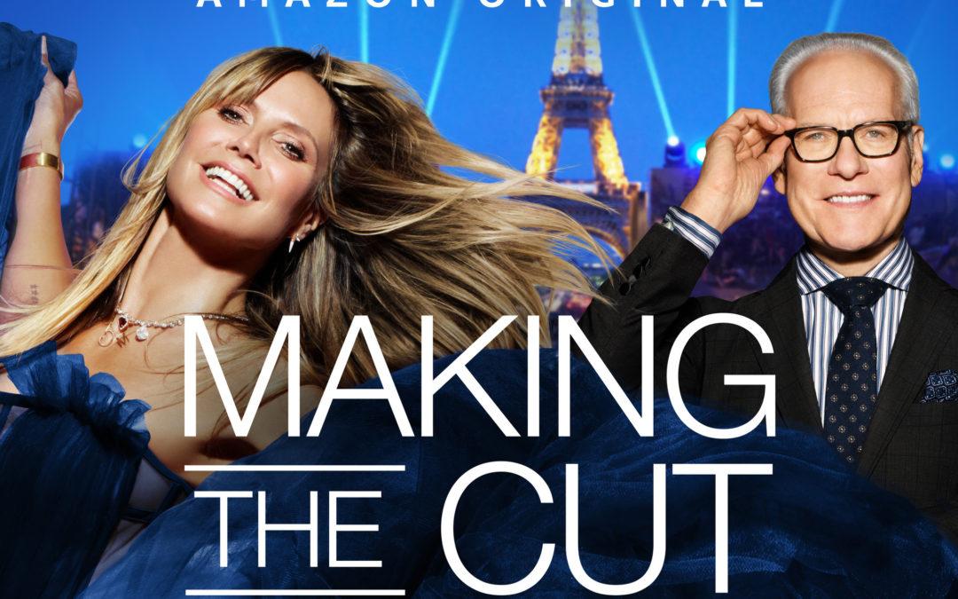 "Así Será ""Making The Cut"", El Nuevo Programa De Heidi Klum"