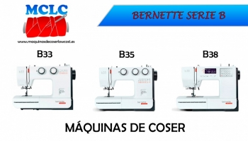 BERNETTE SERIES: B / SEW AND GO